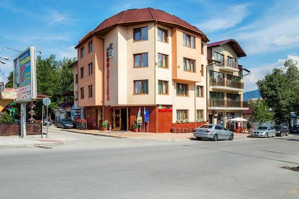 На 30.05.2017 отвори врати хотел Романтика