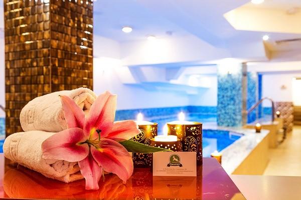 От 01.04.2019 Хотел Романтика разполага със СПА център и вътрешен минерален басейн